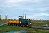 Egy ismeretlen Szeged-Fehér-tavi Halgazdasági Vasút LDM45 Szegedfish kft. Központi Telep állomáson