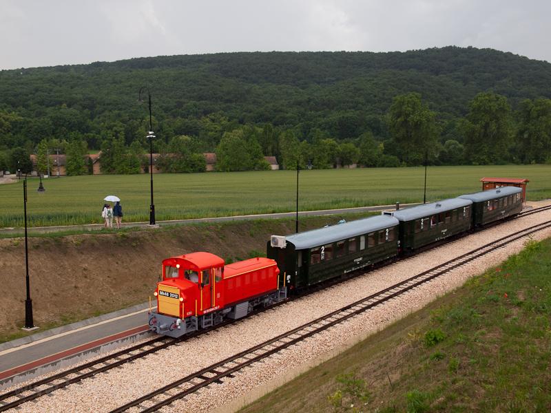 The Vál-Völgyi Kisvasút Mk4 picture