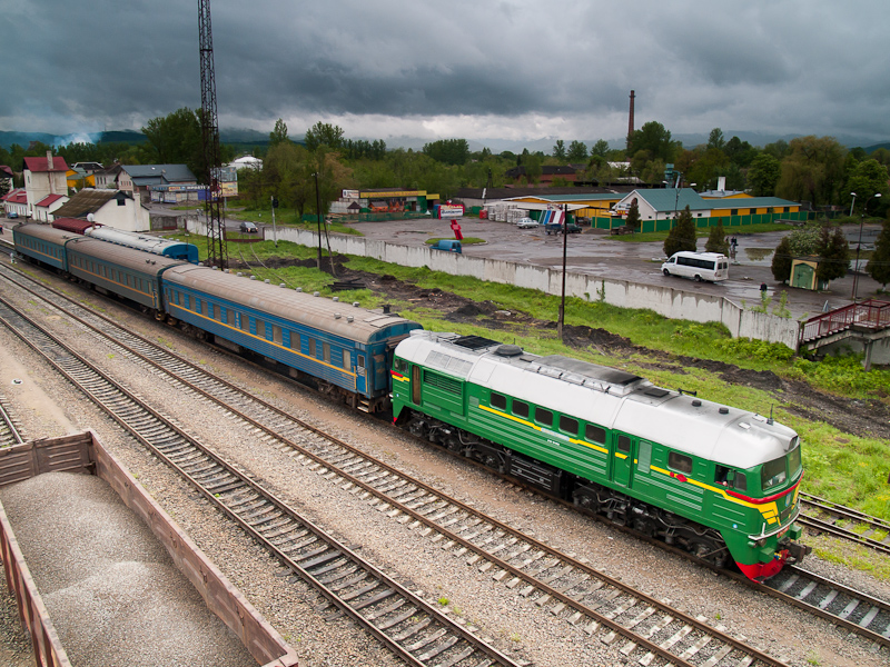 The UŽ M62 1380 seen a picture