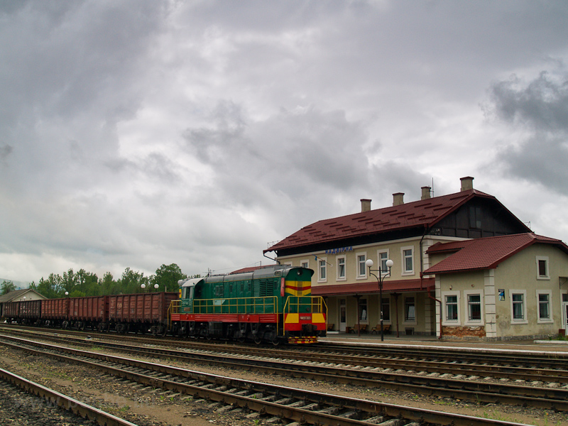 The UŽ ChME3 3921 seen picture