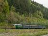 The UŽ M62 1380 seen between Татарів and МИКУЛИЧИН