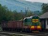 The UŽ ChME3 3921 seen at Nadvirná