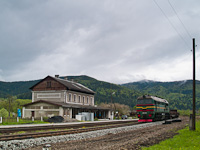 The UŽ 2M62U 0296 seen at МИКУЛИЧИН station