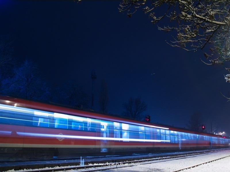 Desiro motorvonat Pilisvörösváron fotó