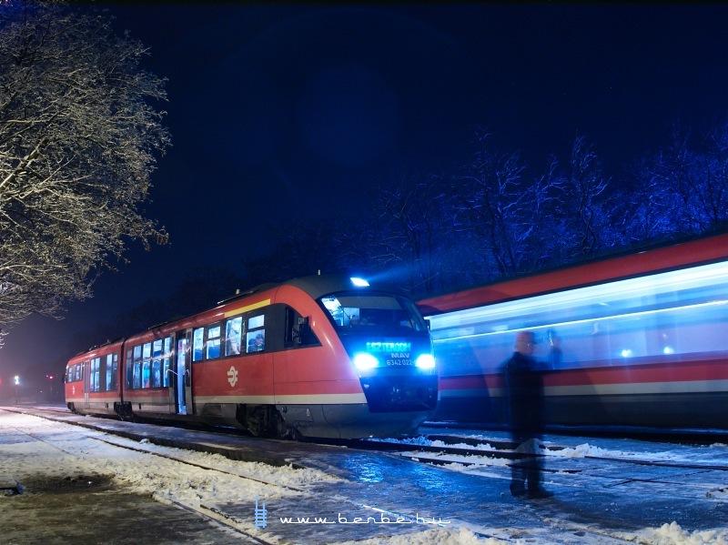 Desiro motorvonatok Pilisvörösváron fotó