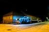 Fények Fotósvonata: A Királyréti Erdei Vasút Mk48 2031 Szokolya-Riezner megállóhelyen