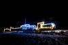 Fények Fotósvonata: A Királyréti Erdei Vasút Mk48 2031 Szokolya-Riezner és Paphegy között