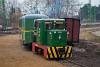 A MÁV-START C50 5733 Balatonfenyves GV állomáson