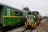 A MÁV-START C50 5713 Somogyszentpál állomáson