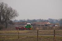 A MÁV-START C50 5713 Imremajor és Pálmajor között