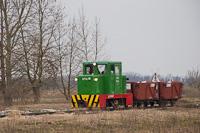 A MÁV-START C50 5713 Pálmajor és Imremajor között