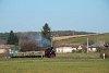 A Csömödéri Erdei Vasút 490 2002  Ábel  Kámaháza kitérőben
