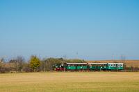 A Csömödéri Erdei Vasút C50 407 Doboskerti elágazás (Zajdai delta) és Lentiszombathely-Mumor között