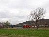 A MÁV-Trakció Zrt. 478 032 (ex-M47 2032) pályaszámú Dácsiája Nemtinél