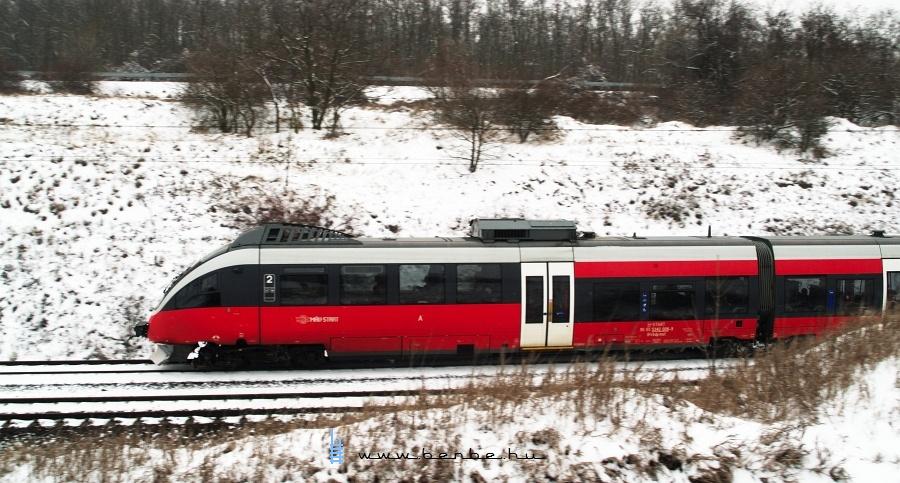 A MÁV-Start 5342 008-9 pályaszámú TALENT motorvonata Szárnál fotó