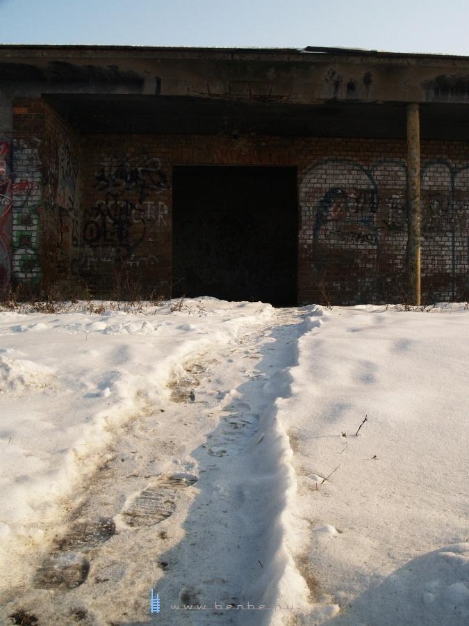 Pettend megállóhely fotó