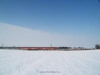 V43 3242 Baracska és Pettend között