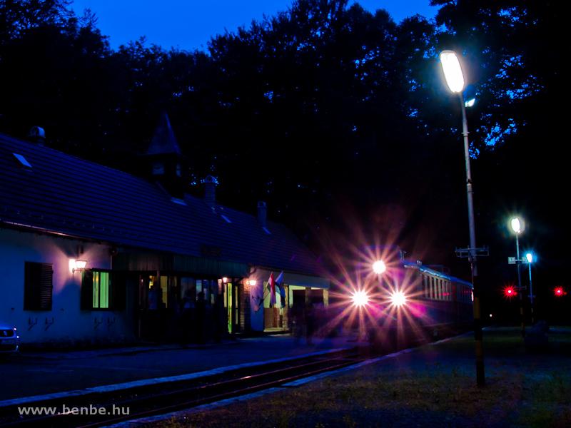 Az ABamot 2 Csillebércen a Múzeumok Éjszakáján fotó