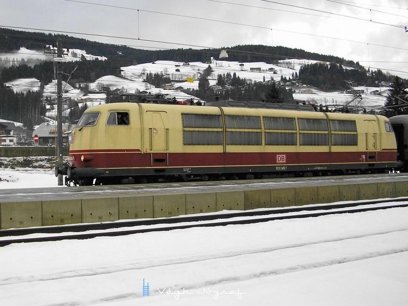A DB 103 245-7. fotó