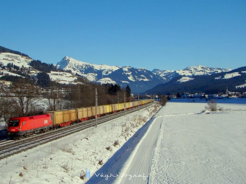Az ÖBB 1116 225-2 Kirchberg in Tirolnál fotó