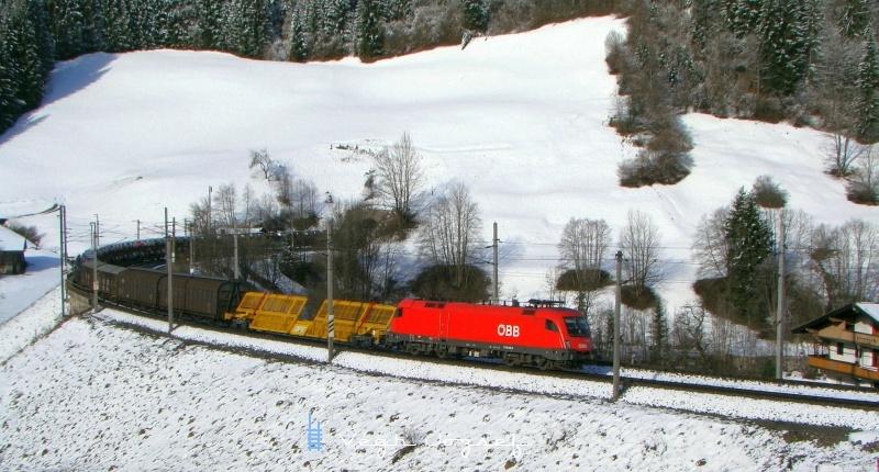 Az ÖBB 1116 276-5 Windau közelében a Giselabahnon fotó