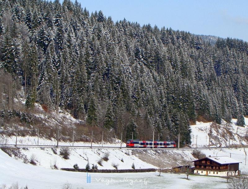 Egy Talent Windau közelében a Giselabahnon fotó