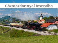 Steam locomotive to Imeno