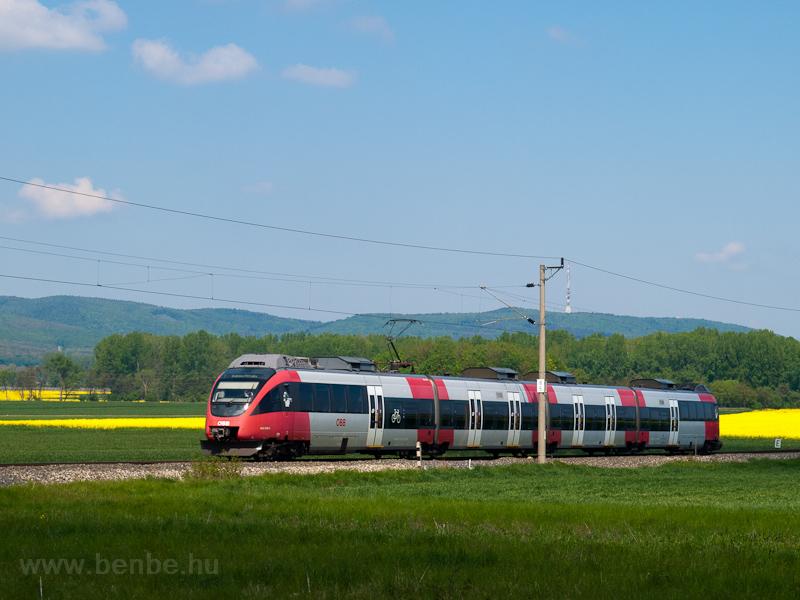 Az ÖBB 4124 009-4 Sopronker fotó