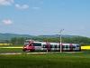 Az ÖBB 4124 009-4 Sopronkeresztúr és Harka között