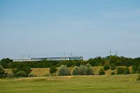 A MÁV-START 431 176 Baracska és Pettend között