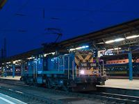 The MV-TR V46 036 at Budapest-Keleti