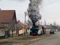 Steaming through Gy�ngy�ssolymos