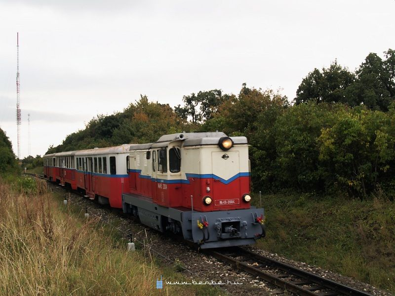 Mk45 2004 Széchenyi-hegy és Normafa között fotó
