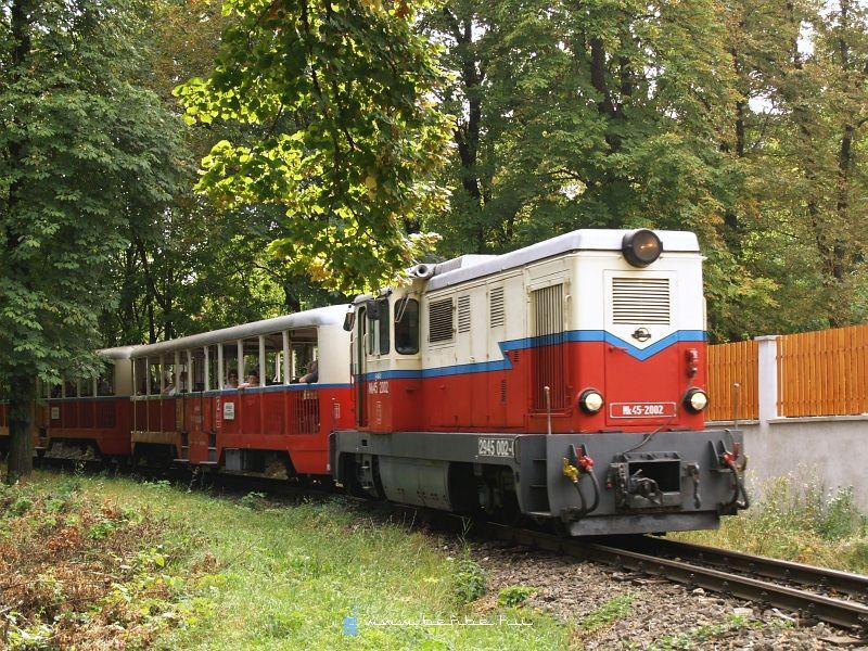 Mk45 2002 Normafa és Csillebérc között fotó