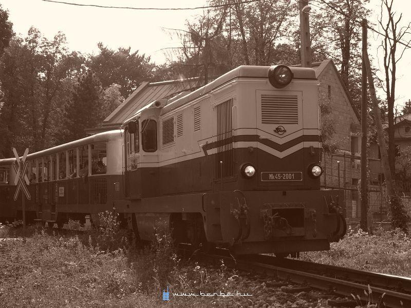 Mk45 2001 Normafa és Csillebérc között fotó