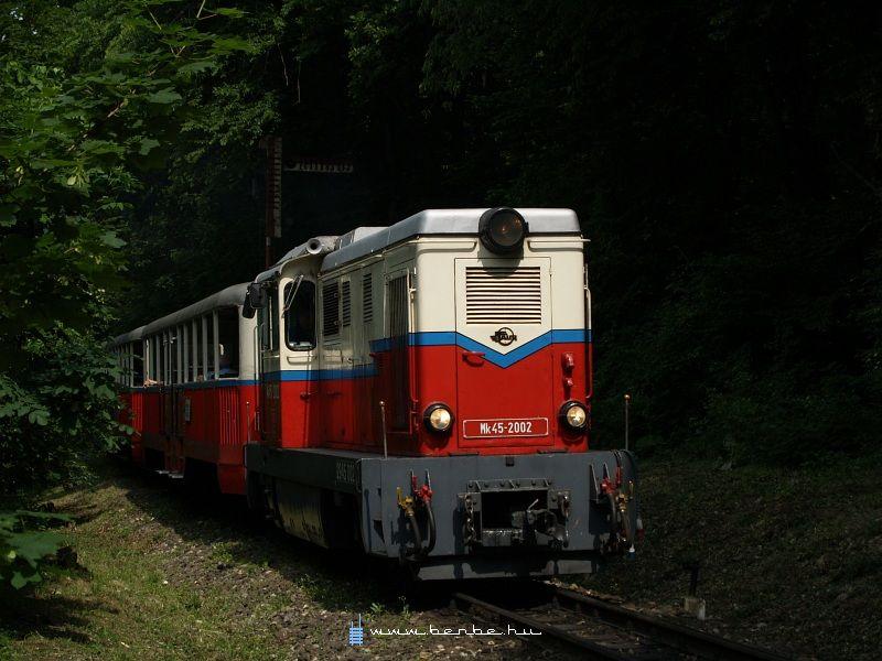 Mk45 2002 Virágvölgy és Csillebérc között fotó