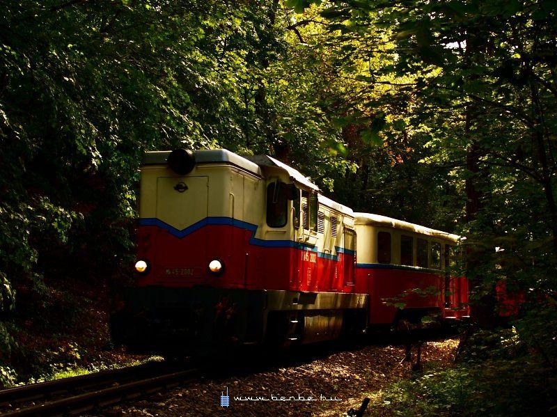 Mk45 2002 János-hegy és Vadaspark között fotó
