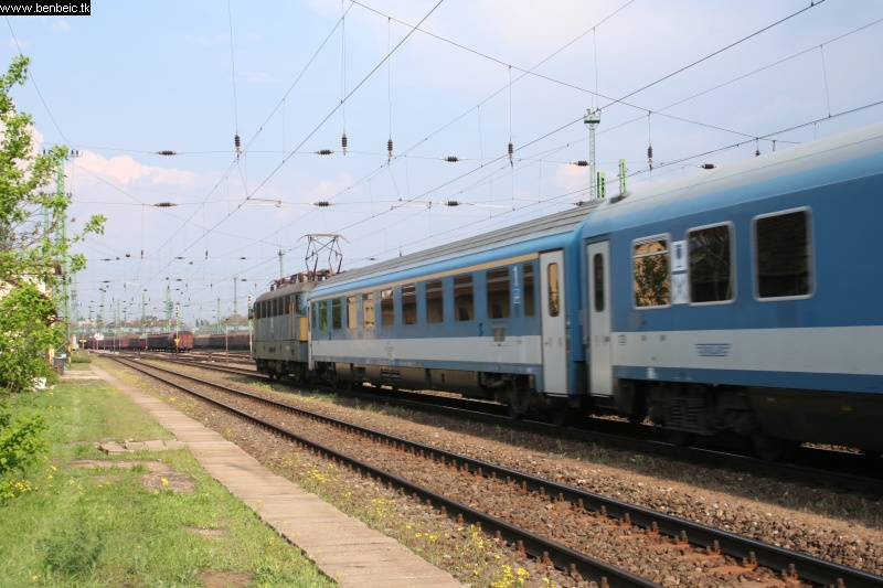 CAF Amz Ferencvárosban fotó