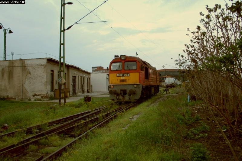 M62 224 Ferencvárosban fotó