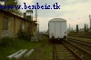 The weed-killer train at Ferencv�ros station