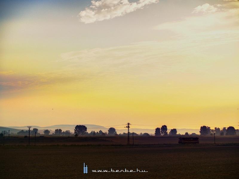 Napkelte Hugyagon fotó