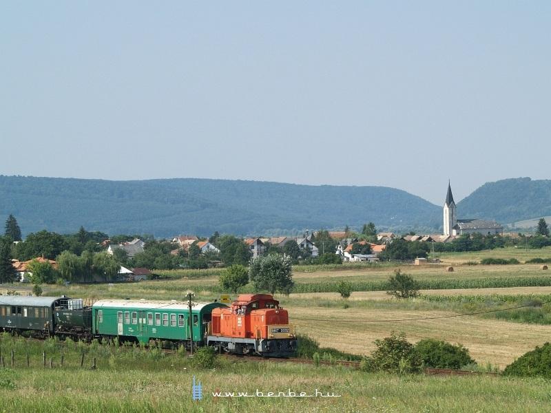 M47 2032 Ipolytarnóc és Rapp (Rapovce, Szlovákia) között fotó