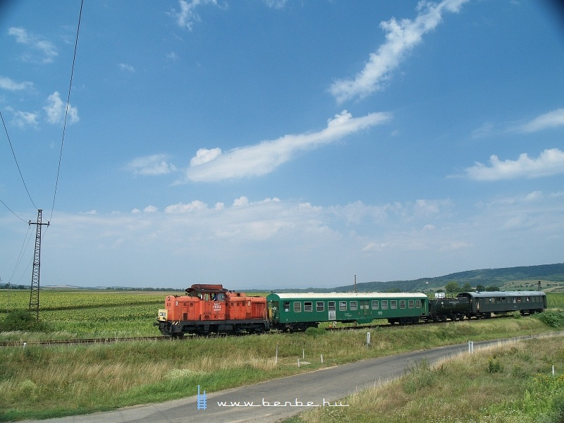 The M47 2023 near Magyarnándor station photo