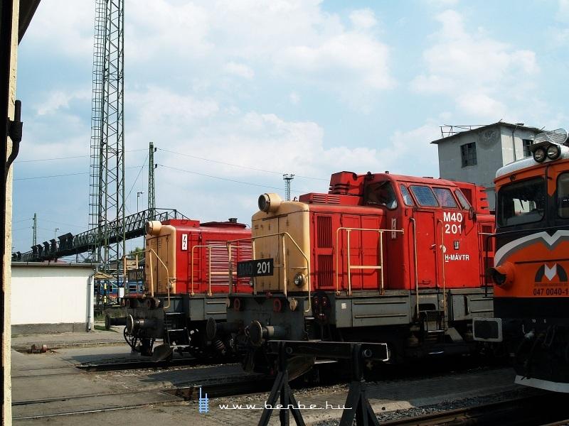 M40 201 és 224 Hatvanban fotó