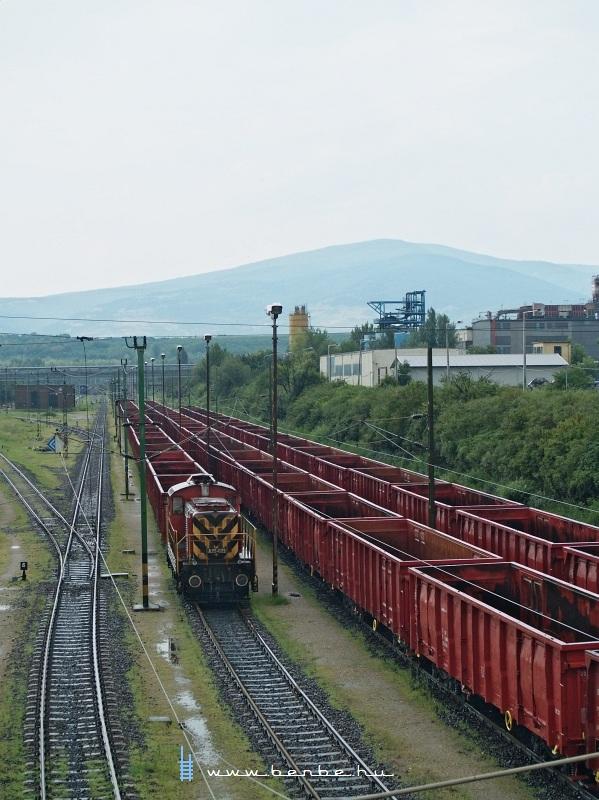 A25-002 a Mátrai Erőmű Visonta-Kombinát teherpályaudvarán fotó