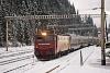 A CFR Calatori 40 0699 Vatra Dornei állomáson