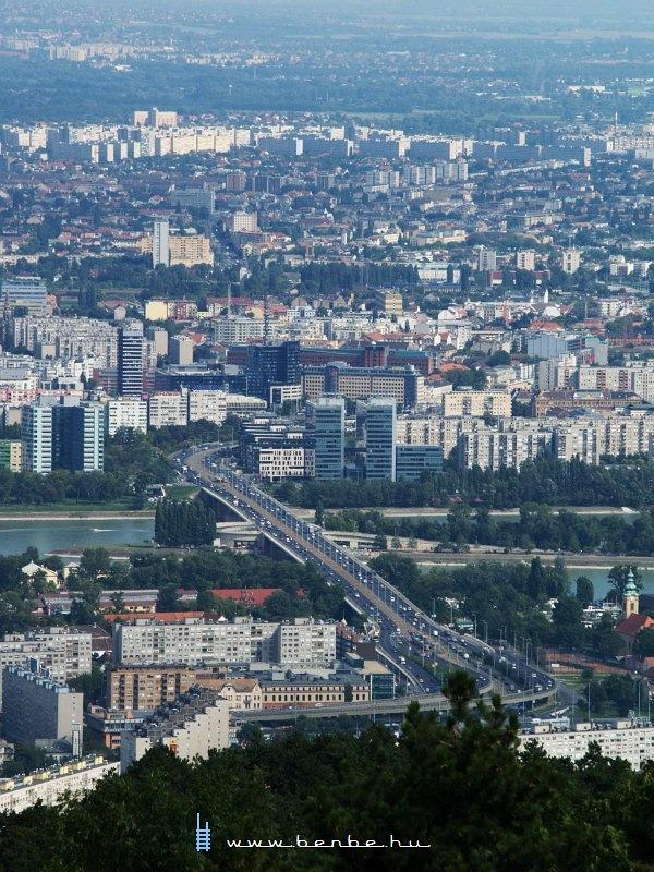 Az Árpád-híd fotó