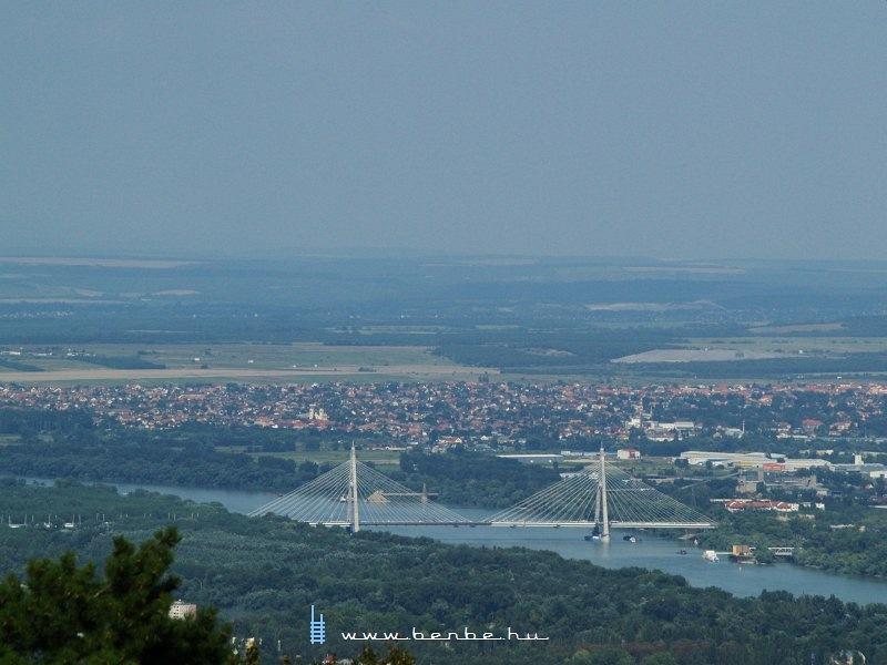 A Megyeri-híd fotó