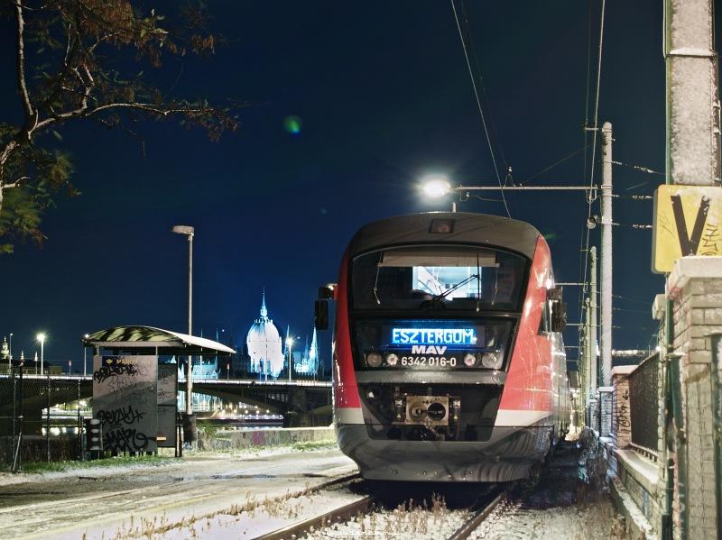 6342 016-0 Császárfürdõnél fotó