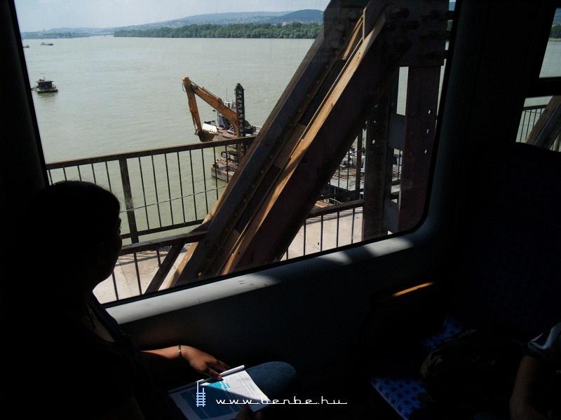 Utolsó utam a hídon Desiróval fotó